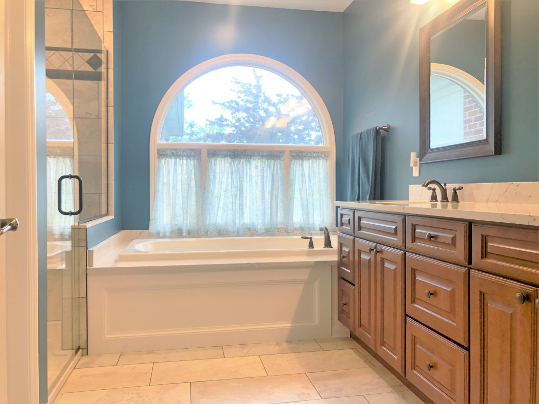 Plymouth Bathroom Remodeling: Northville & Ann Arbor | Kingdom Construction - complete%2Bbathroom%2Bremodel%2B