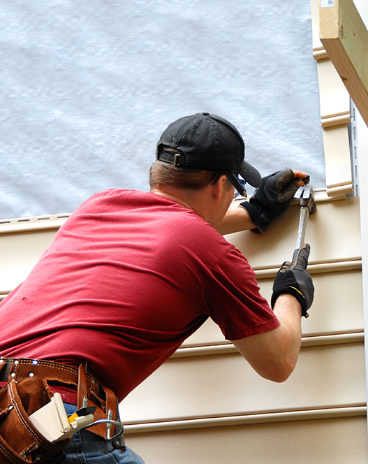 Plymouth Roofing - Roof Repairs | Kingdom Construction - siding2